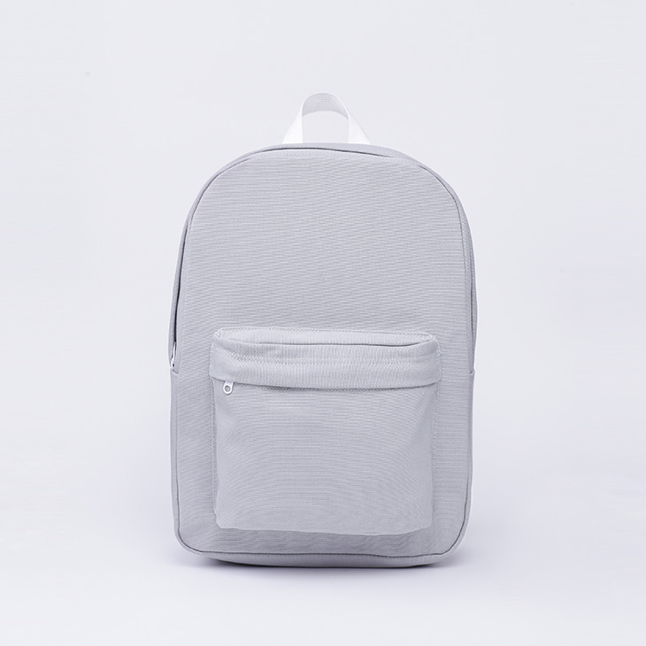NLS canvas backpack [gray]