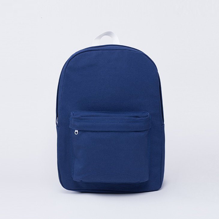 NLS canvas backpack [Blue]