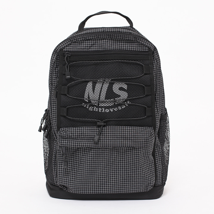 NLS scotch multipocket backpack [grid]