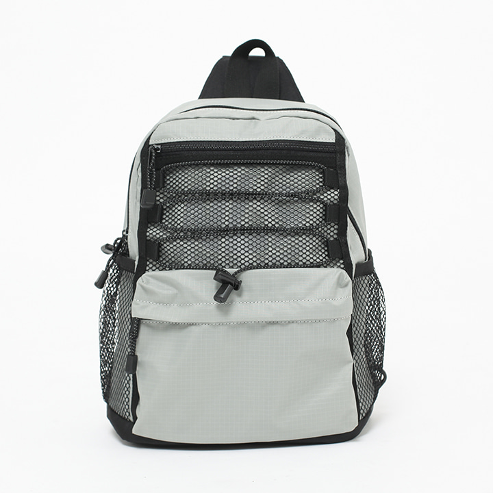 NLS scotch slingbag [gray]